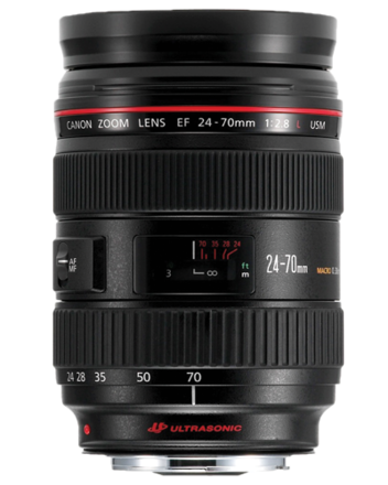 Canon 24-70mm 2.8 Zoom Lens