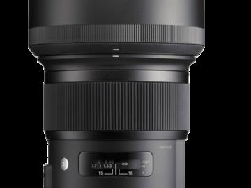 Rent: Sigma Art Prime Series 50mm F/1.4