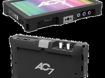 Rent: SmallHD AC7-OLED SDI/HDMI 7.7-in Field Monitor