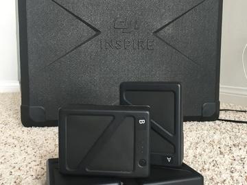 Rent: DJI Inspire 2 TB50 Intelligent Flight Battery - x4