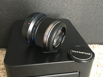Rent: Olympus 45mm lens + ND filters for Inspire 2 Drone