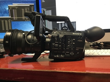 Rent: Sony PXW-FS5 XDCAM Super 35 Camera