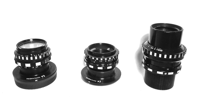 Tair-41m 50mm f/2 (16mm film lens for BMPCC and GH4)