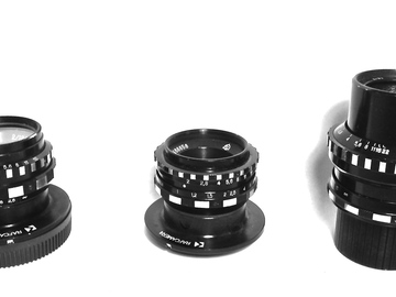 Rent: Tair-41m 50mm f/2 (16mm film lens for BMPCC and GH4)