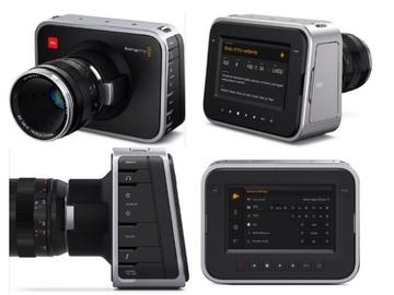 Rent: Blackmagic Cinema Camera 2.5k