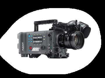 ARRI Alexa EV Classic Camera Package (Batteries + Cards)
