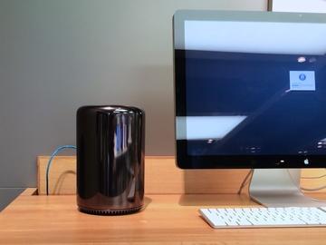 Rent: Apple 12-Core Mac Pro 2.7 GHz Intel Xeon E5 / 64Gb RAM
