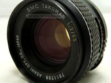 Rent: SMC Takumar 55mm f/2
