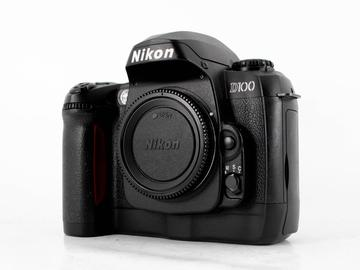 Rent: Nikon D100