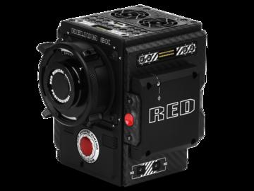 Rent: RED Weapon Helium 8K S35 (Carbon Fiber)