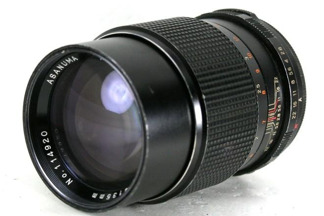Asanuma 135mm f/2.8