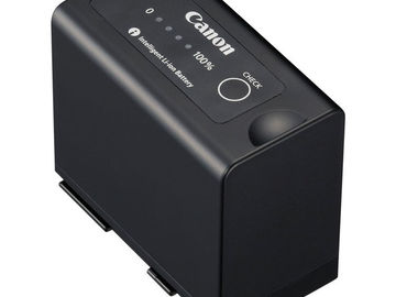 Rent: 2x Canon BP-975 Intelligent Lithium-Ion Battery Pack