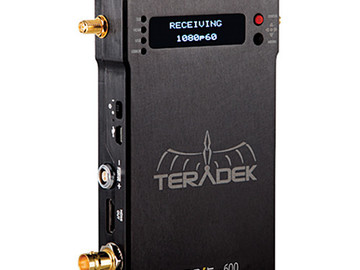 Rent: Teradek Bolt 600 Receiver (SDI + HDMI)