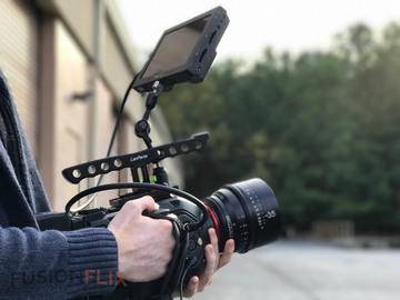 Rent: BM Ursa Mini Pro 4.6K + DJI Ronin + Rokinon XEEN Kit + MORE!