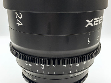 Rent: Rokinon XEEN 24mm T1.5
