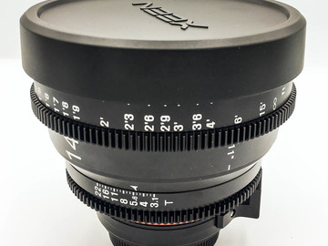 Rent: Rokinon XEEN 14mm T3.1
