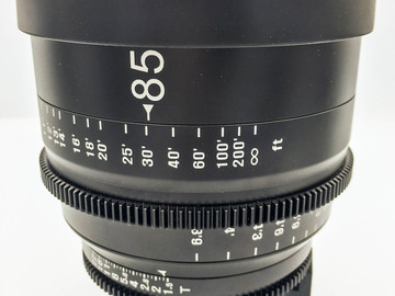 Rent: Rokinon XEEN 85mm T1.6