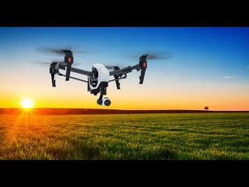 Rent: DJI Inspire 1 v2.0 Quadcopter 2 controllers ND