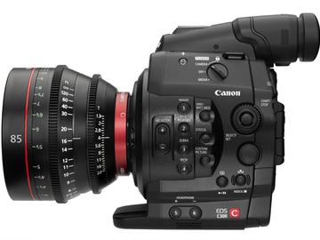 Rent: Canon C300, Zacuto Shoulder Rig, 2 64GB CF, 2 Batts