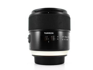 Rent: Tamron SP 35mm f/1.8 Di VC USD, Canon EF Fit