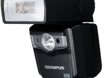 Rent: Olympus FL-600R Flash, TTL for M4/3 OLY, LUMIX
