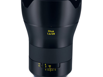 Rent: Zeiss Otus 28mm f/1.4 ZE Lens for Canon EF