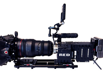 Rent: RED Epic Mysterium M-X 6K