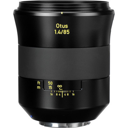 Zeiss Otus 85mm f/1.4 Apo Planar T* ZE Lens for Canon EF Mou