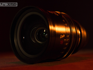 Rent: Cooke Mini S4/i 18mm Lens