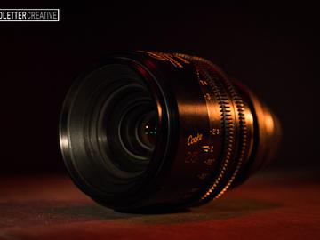 Rent: Cooke Mini S4/i 25mm Lens