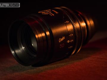 Rent: Cooke Mini S4/i 50mm Lens