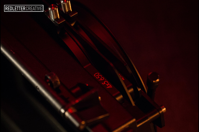 ARRI MMB-2 Mattebox & Filter/Diopter Tray