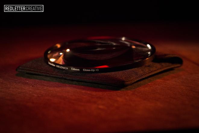 Schneider 138mm Diopter +3