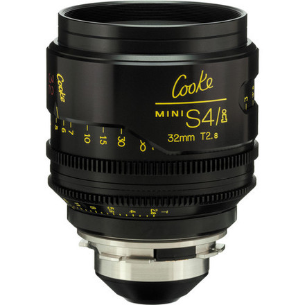 COOKE mini s4/i 32mm single lens rental