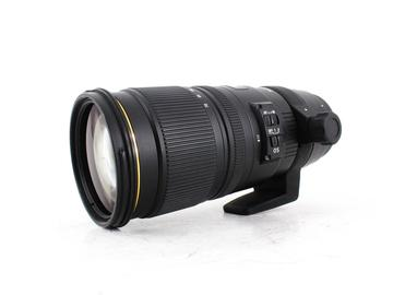 Rent: Sigma 70-200mm f/2.8 EX DG OS HSM, Canon EF Fit