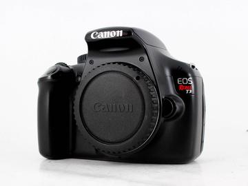 Rent: Canon EOS Rebel T3