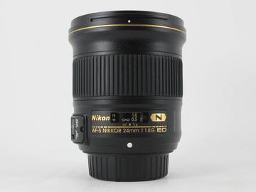Rent: Nikon AF-S 24mm f/1.8G ED