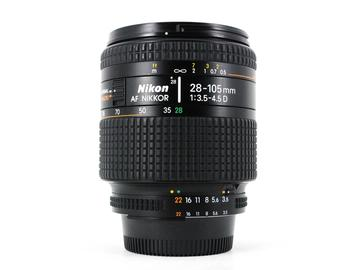 Rent: Nikon AF 28-105mm f/3.5-4.5D Macro