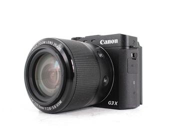 Rent: Canon PowerShot G3 X