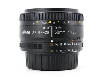 Rent: Nikon AF 50mm f/1.8D