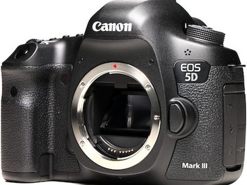 Rent: Canon 5D Mark III - Body Only