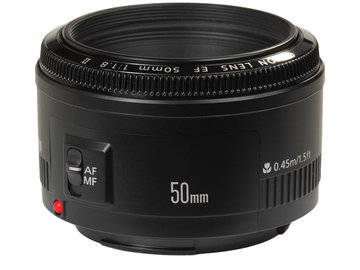 Rent: Canon EF 50mm f/1.8 STM