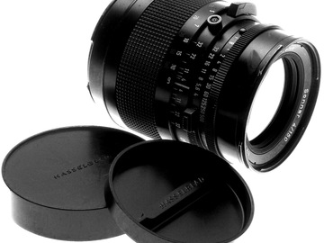 Rent: Zeiss/Hasselblad SONNAR f4.0 150mm T-coated lens
