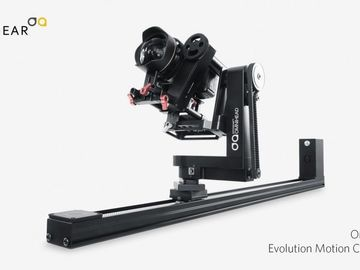 Rent: DitoGear Evolution Motion control slider, head and lens gear