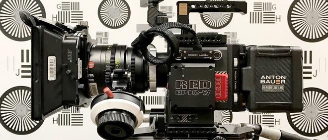 RED Epic-W 8K Cinema Package
