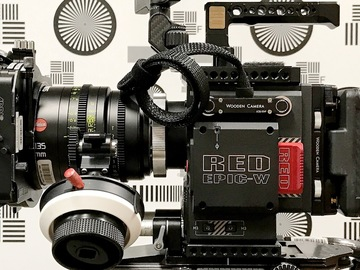 RED Epic-W 8K Cinema Package