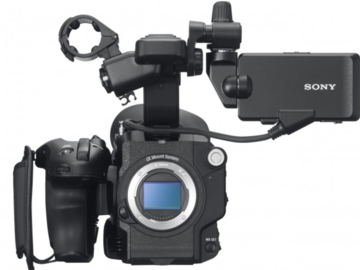 Rent: SonyF5 Digital Cinema Camera - Raw Upgrade