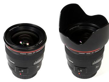 Rent: Canon 24 1.4 L