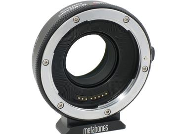 Rent: Metabones EF Lens - MFT Body