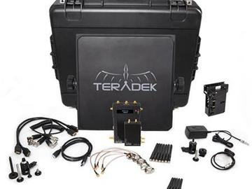 Rent: Teradek Bolt 1000 3G-SDI/HDMI Video Transceiver Set Delux Ki